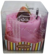 Towel Treat Sponge Cake Shopping Bag