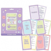 Baby Shower Game Kit - 5 Baby Shower Games