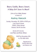 Playtime Baby Shower Invitations - Set of 20
