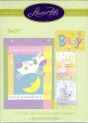 """Scripture Greeting Cards-NIV-Baby-""""Sweet Beginnings"""""""