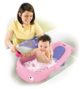 Fisher-Price - Precious Planet Whale of a Bath Tub, Pink