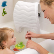 Aquatopia Safety Faucet and Tap Protector, White