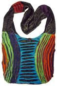 Chronic Color Bohemian Sling Crossbody Purse Handbag