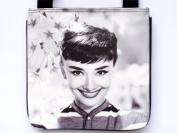 Audrey Hepburn Rare Design Retro Messenger Sling Cross Body Bag Purse