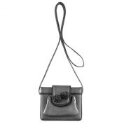 Christian Audigier Zabrina Mini Bag - Gunmetal