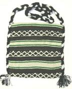 Brown Falsa Blanket Tote Bag