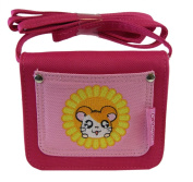 Hamtaro Wallet w/ Shoulder Strap - Hamtaro Mini Purse