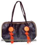 Chinese Apparel / Chinese Clothing & Accessories - Chinese Brocade Handbag