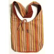 Reversable Hippie Hobo Boho Heavy Canvas Boho Shoulder Bag India BGME1