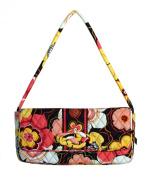 Vera Bradley Knot Just a Clutch Handbag Purse Buttercup