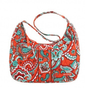Bella Taylor Bali Bright Blakely Quilted Hobo Handbag