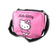 "Shoulder bag ""Hello Kitty"" pink liberty."
