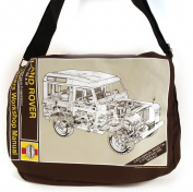 Land Rover Manual Shoulder Bag by Haynes