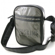 """Shoulder bag """"Redskins"""" gray."""