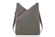 Bone Collection Urban Bag with Strap - Bag for iPad, Black/Pink