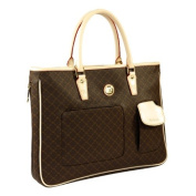 Signature Teacher's Bag in Brown