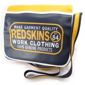 """Shoulder bag """"Redskins"""" yellow sea."""