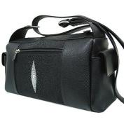 Stingray Leather Shoulder Bag
