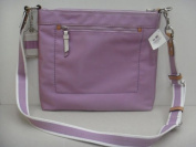COACH HAMPTON WEEKEND FILE BAG HANDBAG 16248-LILAC