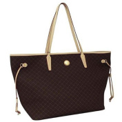 Rioni Signature (Brown) - Luxury Tote