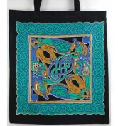 NEW Celtic Swan Tote Bag