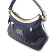 """Bag """"Ted Lapidus"""" navy blue."""