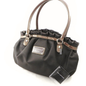 "Bag ""Ted Lapidus"" chocolate brown."