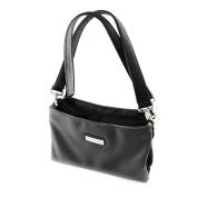 "Reversible bag ""Jacques Esterel"" black gray."