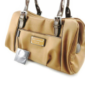 "Bag ""Ted Lapidus"" camel."