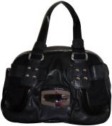 Women's Guess Purse Handbag Kym Black
