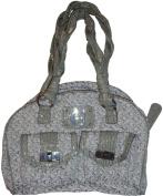 Women's Guess Purse Handbag Acclaim Grey