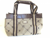 Tommy Hilfiger Westbridge Medium Iconic Handbag Tote, Khaki /Brown