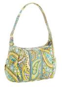 Vera Bradley Lemon Parfait Sophie Handbag
