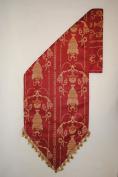 Sherry Kline Vase Red 182.9cm Table Runner