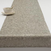 """Chilewich Metallic Lace Gold Table Runner 13"""" X 70"""""""