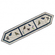 Patch Magic 182.9cm by 40.6cm Butterfly Kisses Table Runner