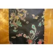 Dragon Silk Table Runner- Brown