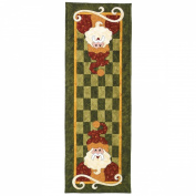 Jeri Kelly Patterns, The Jolly Fellow Table Runner