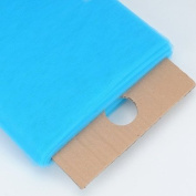 Turquoise 137.2cm Tulle Fabric Bolt 137.2cm 40 Yards