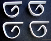 Ai-De-Chef Tablecloth Clips - 1 pack of 4 clips