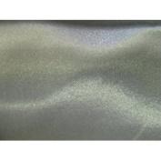 Silver Satin Charmeuse Tablecloth. 147.3cm X 213.4cm 100% Polyester