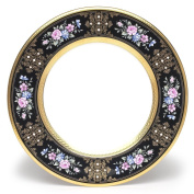 Noritake Evening Majesty Accent Plate, 22.9cm