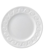 Bernardaud Louvre White Bread & Butter Plate