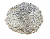 Arda Romos 14cm Side Plate, Silver Plated, Set of 4