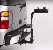Surco BRF125 OSI Fold Down Hitch Mount Bike Rack, 1-0.6cm Receiver