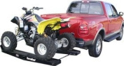 Hitch Mounted Go Cart & ATV Carrier