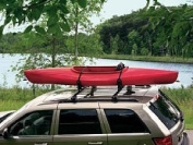2005-2012 Jeep Grand Cherokee Watersports Equipment Carrier, Roof-Mount - Thule