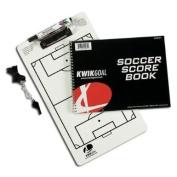 Kwik Goal Soccer Coach's Kit