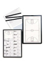 Athletic Specialties The Coacher Magnetic Basketball Players Lineup Board