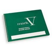 Mark V Basketball Scorebook - Basketball